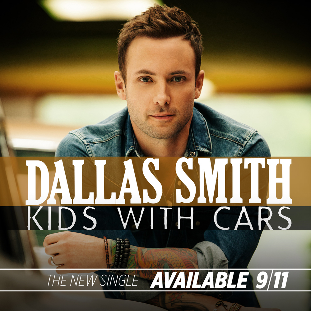 RELEASE-DATE-Dallas_Smith-Kids_With_Cars