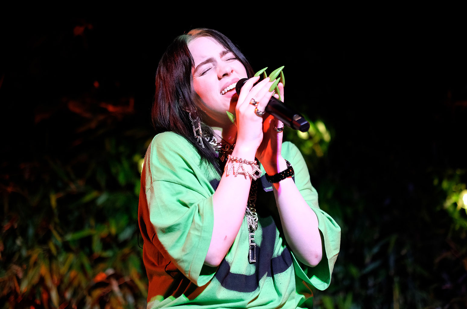 AT 2020 GRAMMYS, WHO COULD BE BILLIE EILISH'S COMPETITION
